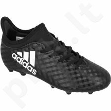 Futbolo bateliai Adidas  X 16.3 FG Jr BB5696