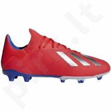 Futbolo bateliai Adidas  X 18.3 FG M BB9367