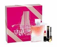 Lancôme L´Eclat, La Vie Est Belle, rinkinys kvapusis vanduo moterims, (EDP 50 ml + lūpdažis L´Absolu Rouge 378 Matte 1,6 g + blakstienų tušas Hypnose 01 Noir Hypnotic 2 ml)