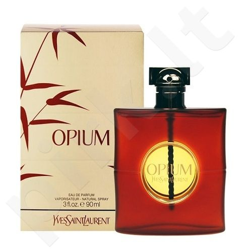 Yves Saint Laurent Opium, 2009, kvapusis vanduo moterims, 90ml, (Testeris)