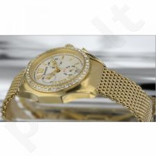 Moteriškas laikrodis BISSET Collar BSBD82GWSX05BX