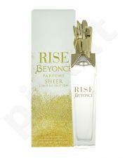 Beyonce Rise Sheer, EDP moterims, 30ml