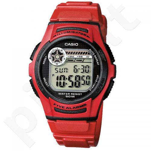 Universalus laikrodis Casio W-213-4AVES