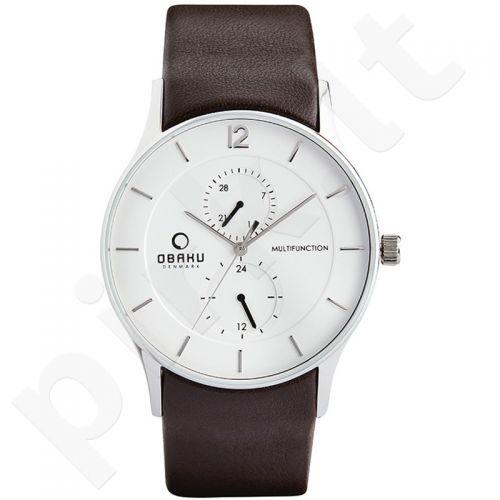 Moteriškas laikrodis Obaku V157GMCIRN