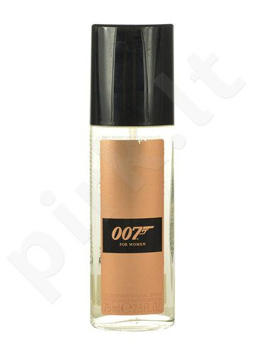 James Bond 007 James Bond 007, dezodorantas moterims, 75ml
