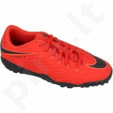 Futbolo bateliai  Nike HypervenomX Phelon III TF Jr 852598-616