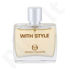 Sergio Tacchini With Style, EDT vyrams, 50ml