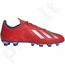 Futbolo bateliai Adidas  X 18.4 FG M BB9376