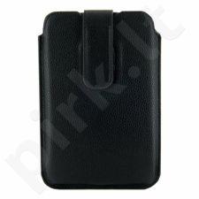 4World dėklas-stovas skirtas Galaxy Tab 2, Vertical, 7', juodas