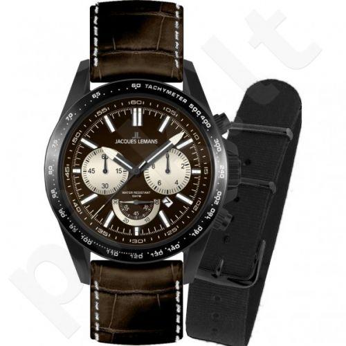 Vyriškas laikrodis Jacques Lemans 1-1756E
