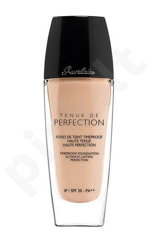 Guerlain Tenue De Perfection Foundation, kosmetika moterims, 30ml, (12 Rose Clair)