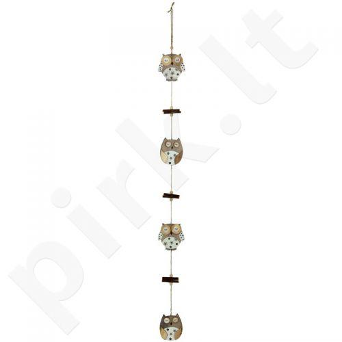 Medinė dekoro detalė 100211