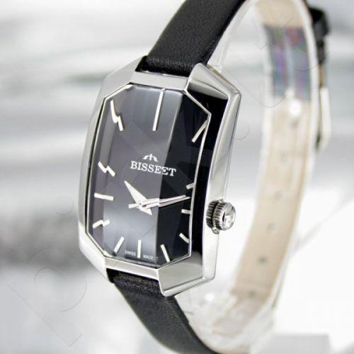 Moteriškas laikrodis BISSET Tiger BS25B71 LS BK BK
