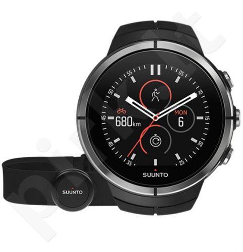 Vyriškas laikrodis SUUNTO Spartan Ultra Black Chest Hr