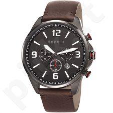 Esprit ES108001001 Clayton vyriškas laikrodis-chronometras
