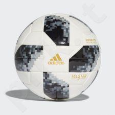 Futbolo kamuolys adidas Telstar World Cup 2018 J290 CE8147