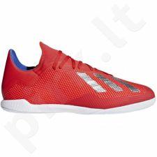 Futbolo bateliai Adidas  X 18.3 IN M BB9392