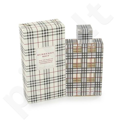 Burberry Brit, kvapusis vanduo (EDP) moterims, 50 ml