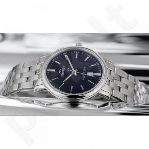 Vyriškas laikrodis BISSET Montowa Sapphire BSDX96SIDX05BX