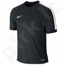 Marškinėliai futbolui Nike Squad Flash SS TOP 619202-011