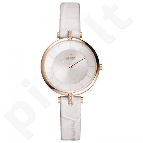 Moteriškas laikrodis Obaku V168LEVIRW