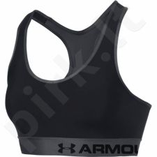 Sportinė liemenėlė  Under Armour Mid UA Graphic Sports Bra W 1293777-001