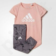 Komplektas Adidas Mini Me Girls Set Kids BK3016