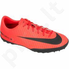 Futbolo bateliai  Nike Mercurial Vapor XI TF Jr 831949-616