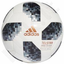 Futbolo kamuolys adidas Telstar Ekstraklasa OMB CE7373