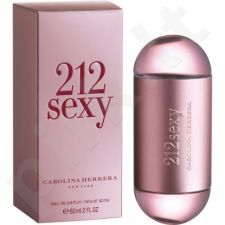 Carolina Herrera 212 Sexy, kvapusis vanduo (EDP) moterims, 60 ml