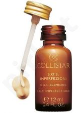 Collistar Oily And Combinations Skins, S.O.S. Blemishes, speciali priežiūra moterims, 12ml