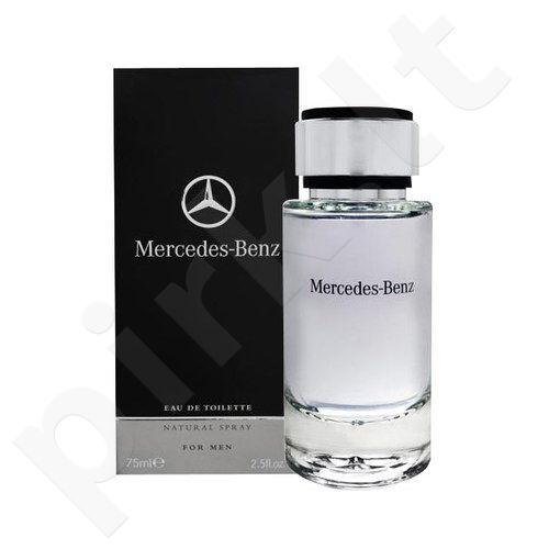 Mercedes-Benz Mercedes-Benz, tualetinis vanduo vyrams, 25ml