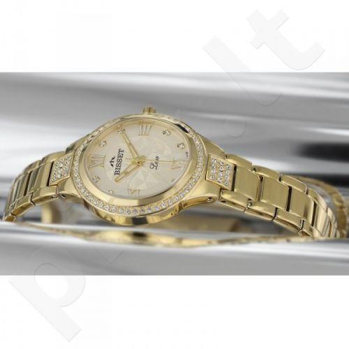 Moteriškas laikrodis BISSET Maudith BSBE06GWGX03BX