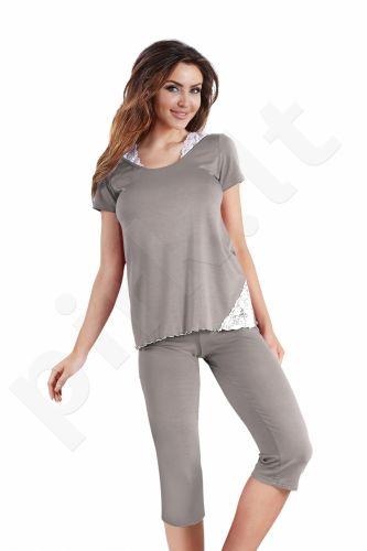 Babella pižama ROMA (pilkos spalvos)