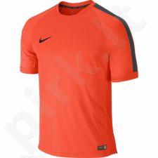 Marškinėliai futbolui Nike Squad Flash SS TOP 619202-853