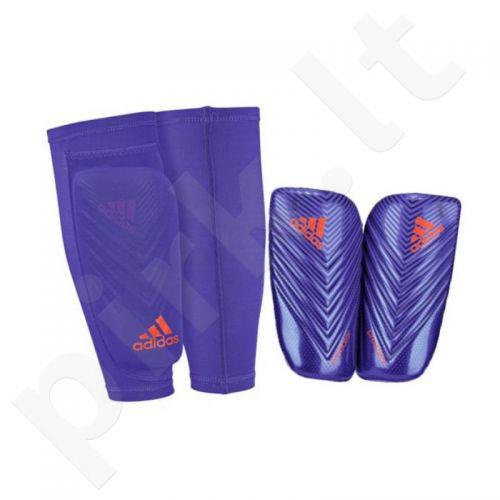 Apsaugos blauzdoms futbolininkams adidas Predator Pro Moldable M38679