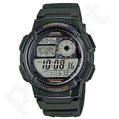 Vyriškas laikrodis Casio AE-1000W-3AVEF