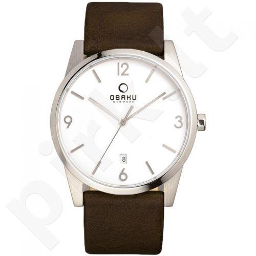 Vyriškas laikrodis Obaku V169GDCIRN