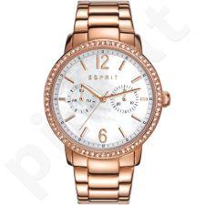 Esprit ES108092003 Kate Rose Gold moteriškas laikrodis