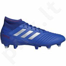 Futbolo bateliai Adidas  Predator 19.3 SG M D97957