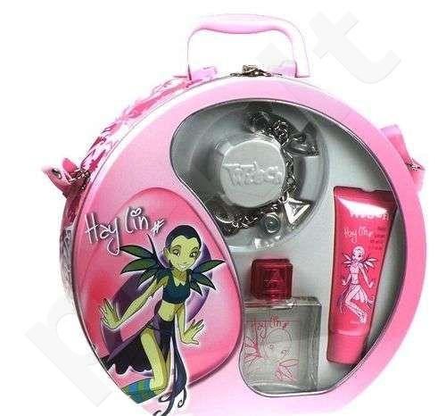 Disney Princess (EDT 75 ml + 50 ml kūno losjonas + Bracelet) Witch Hay Lin, rinkinys moterims