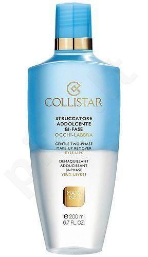 Collistar Gentle Two Phase makiažo valiklis, 200ml, kosmetika moterims