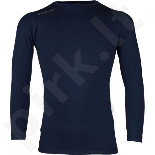Marškinėliai COLO Under 3 tamsiai mėlyna