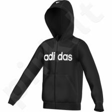 Bliuzonas  Adidas Essentials Linear Full Zip Hoodie Brushed Junior S23207