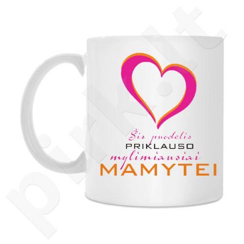 Mylimiausios mamytės puodelis