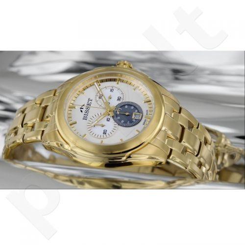 Vyriškas laikrodis BISSET Atom BSDD99GISV10AX