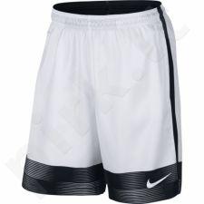 Šortai futbolininkams Nike Strike Printed Graphic Woven 2 M 725913-101