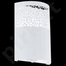 Sieninis šviestuvas EGLO 91416 | CARMELIA