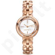 Esprit ES108202003 Ilary Rose Gold moteriškas laikrodis