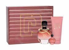Paco Rabanne Pure XS, rinkinys kvapusis vanduo moterims, (EDP 80 ml + kūno losjonas 100 ml + EDP 6 ml)